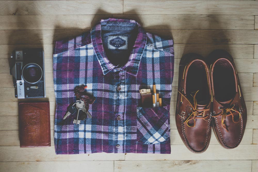 SHOES & SHIRTS